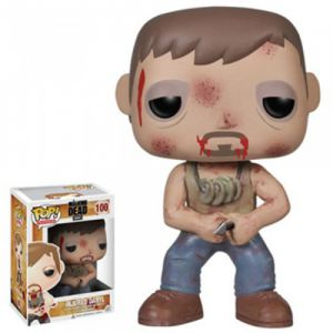 Series TV  Daryl Injured - The Walking Dead (10cm) - Funko POP!