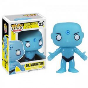 Films  Dr. Manhattan - Watchmen (10cm) - Funko POP!