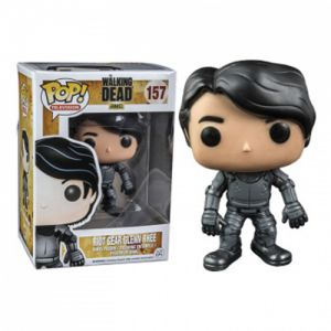 Series TV  Riot Gear Gleen Rheen - The Walking Dead (10cm) - Funko POP!