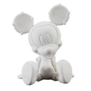 Petits modèles Disney Mini Figure - Mickey As Stuffed Toy (10 cm)