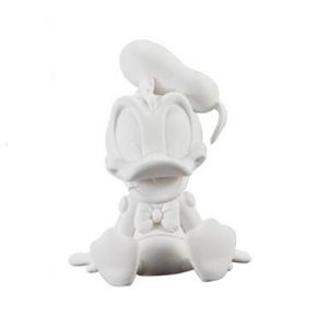 Petits modèles  Disney Mini Figure - Donald As Stuffed Toy (10 cm)