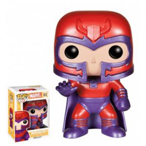 Dessins animés  The Magneto - Marvel Classic X-Men (10cm) - Funko POP!