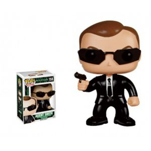 Films  Agent Smith - Matrix (10cm) - Funko POP!
