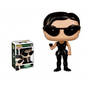 Films  Trinity - Matrix (10cm) - Funko POP!