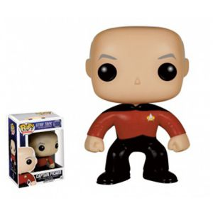 Films  Captain Picard - Star Trek the Next Generation (10cm) - Funko POP!