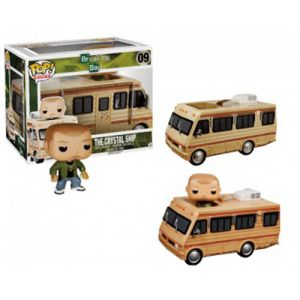 Series TV  The Crystal Ship - Breaking Bad Rides (14cm) - Funko POP!