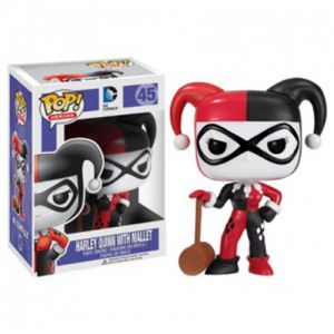 Dessins animés Harley Quinn With Mallet - DC Universe (10cm) - Funko POP!