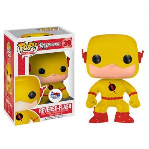 Dessins animés Reverse-Flash - DC Universe (10cm) - Funko POP!