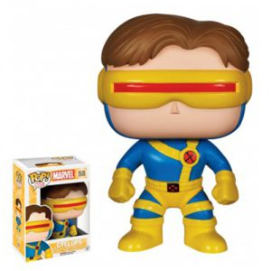 Dessins animés Cyclops - Marvel Classic X-Men (10cm) - Funko POP!