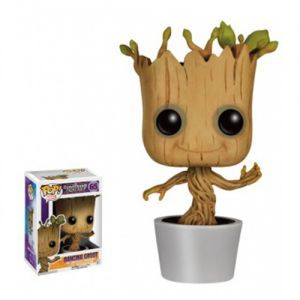 Films  Dancing Groot - Marvel Guardians of the Galaxy (10cm) - Funko POP!