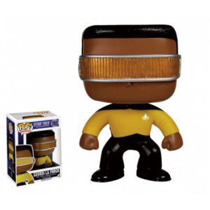 Series TV  Geordie - Star Trek The Next Generation (10cm) - Funko POP!