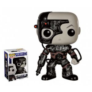 Series TV  Locutus Of Borg - Star Trek The Next Generation (10cm) - Funko POP!