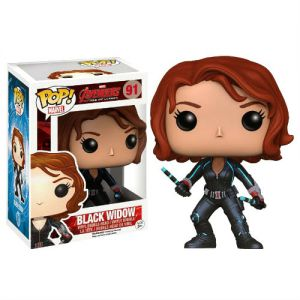 Films Black Widow - Avengers Age Of Ultron (10cm) - Funko POP!
