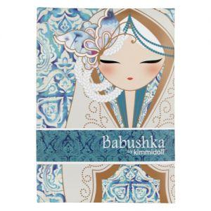 Babushka Accessoires  Carnet - Babushka Bleu