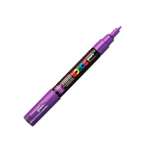 Posca 1mm (extra fin)  Pc-1mc Violet