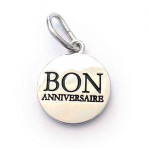 Mani Accessoires  Charms S - Bon Anniversaire