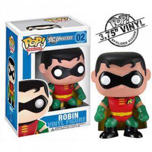 Dessins animés  Robin - DC Universe (10cm) - Funko POP