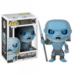 Series TV  06 - White Walker - Games Of Thrones (10cm) - Funko POP