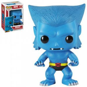 Films  Beast - Marvel (10cm) - Funko POP
