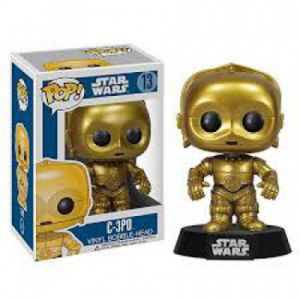 Films C-3PO - Star Wars (10cm) - Funko POP!