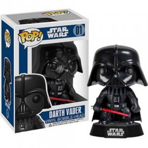 Films  Darth Vader - Star Wars (10cm) - Funko POP!