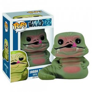 Films Jabba The Hutt - Star Wars (10cm) - Funko POP!