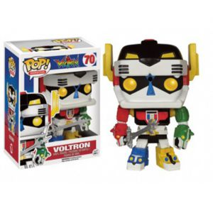 Dessins animés  Voltron - Animation (10cm) - Funko POP!