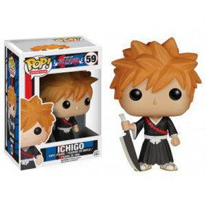 Dessins animés Ichigo - Bleach (10cm) - Funko POP!