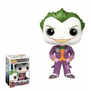 Jeux Vidéo  The Joker - Arkham Asylum (10cm) - Funko POP!