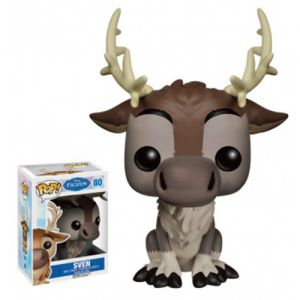 Dessins animés  Sven - Disney (10cm) - Funko POP!