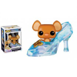 Dessins animés  Gus Gus in Shoe - Disney (10cm) - Funko POP!