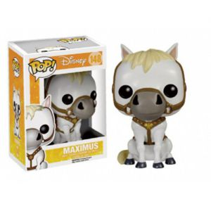 Dessins animés  Maximus - Disney (10cm) - Funko POP!