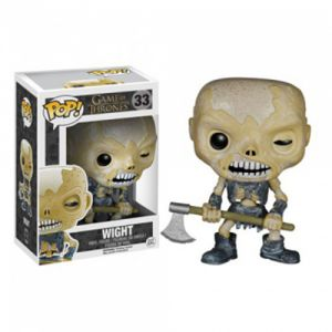 Series TV  33 - Wight - Game Of Thrones (10cm) - Funko POP!