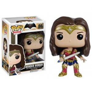 Films  Wonder Woman - Batman VS Superman (10cm) - Funko POP!