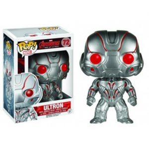 Films  Ultron - Marvel Avengers Age of Ultron (10cm) - Funko POP!