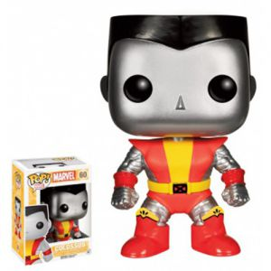 Dessins animés  Colossus - Marvel Classic X-Men (10cm) - Funko POP!