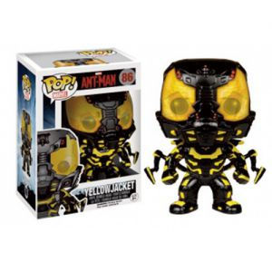Films  Yellowjacket - Marvel Ant-Man (10cm) - Funko POP!