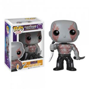Films  Drax - Marvel Guardians of the Galaxy (10cm) - Funko POP!