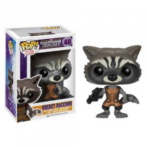 Films  Rocket Racoon - Marvel Guardians of the Galaxy (10cm) - Funko POP!