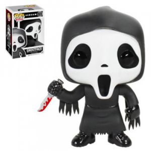Films  Scream Ghostface (10cm) - Funko POP!