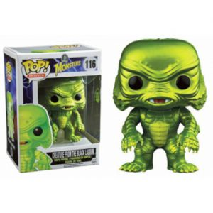 Films  Creature Metallic - Universal Monsters (10cm) - Funko POP!