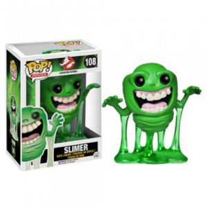 Films Ghostbusters Slimer (10cm) - Funko POP!
