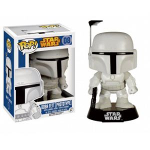 Films Boba Fett (Prototype) - Star Wars (10cm) - Funko POP!