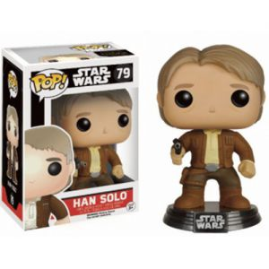 Films Han Solo - Star Wars VII The Force Awakens (10cm) - Funko POP!