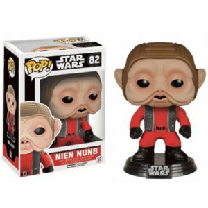 Films  Nien Numb - Star Wars VII The Force Awakens (10cm) - Funko POP!