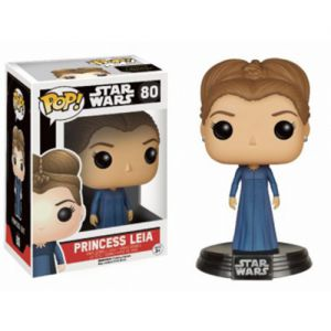 Films  Princess Leia - Star Wars VII The Force Awakens (10cm) - Funko POP!