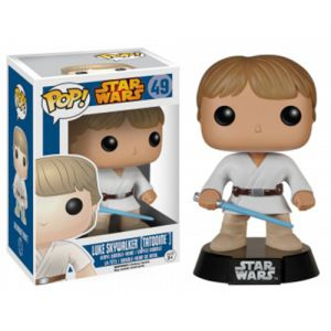 Films  Luke Skywalker on Tatooine - Star Wars (10cm) - Funko POP!