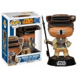 Films  Princess Leia in Boushh Costume - Star Wars (10cm) - Funko POP!