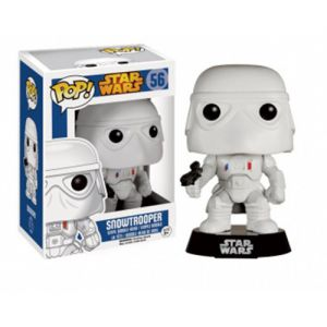 Films  Snowtrooper Bobble Head - Star Wars (10cm) - Funko POP!
