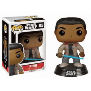 Films Finn with Lightsaber - Star Wars VII The Force Awakens (10cm) - Funko POP!